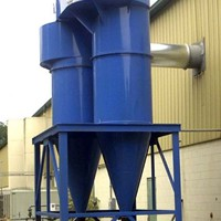 Cyclone Dust Collector (2)